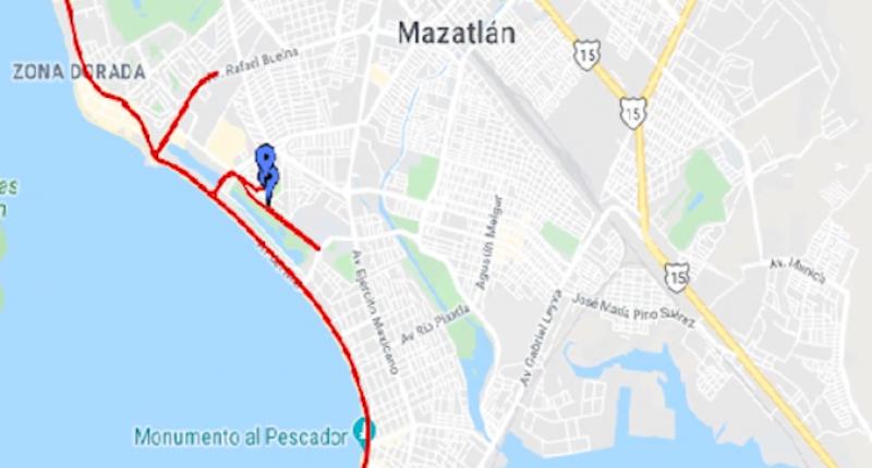 Tránsito da a conocer vialidades que serán cerradas para el Gran Maratón Pacífico 2019