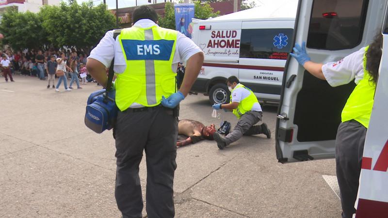Ambulancias de SUMA, resultados positivos