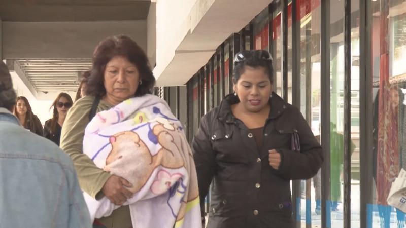 Listo DIF Sinaloa para apoyar a familias ante bajas temperaturas