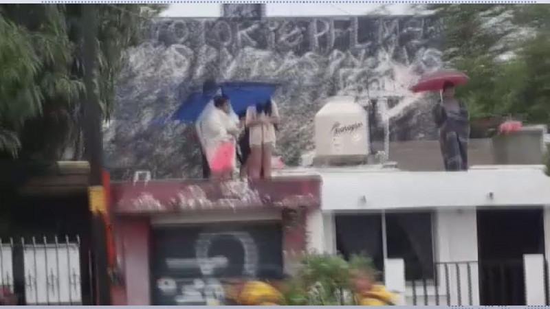Se activa Guardia Nacional en Mazatlán