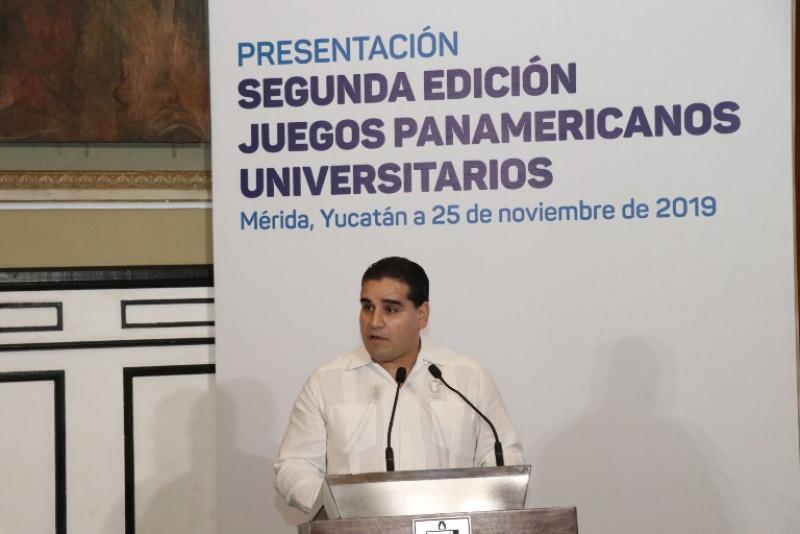México sede de II Juegos Panamericanos Universitarios 2020