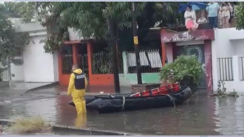 DIF Sinaloa iniciará con la entrega de apoyos a damnificados