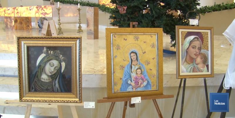 A punto de comenzar el Docenario en la Parroquia de Guadalupe