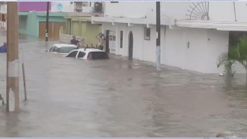 Levanta PC censo de familias afectadas por lluvias