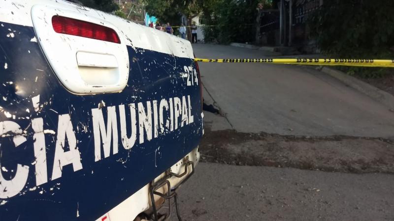 Asesinan a un hombre en la Colonia Díaz Ordaz