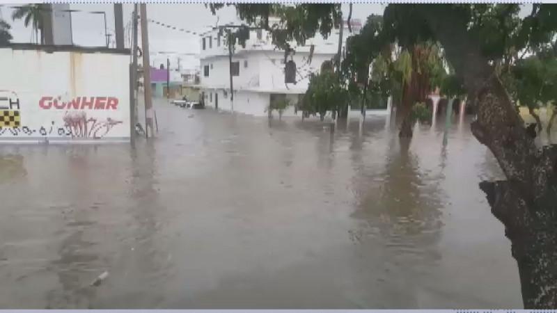 CONAGUA apoyó a municipios que se vieron afectados por las inundaciones
