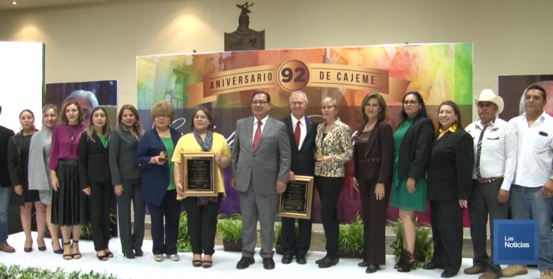 Esperanza Tiznado y José Antonio Iturribarría son Ciudadanos Distinguidos 2019