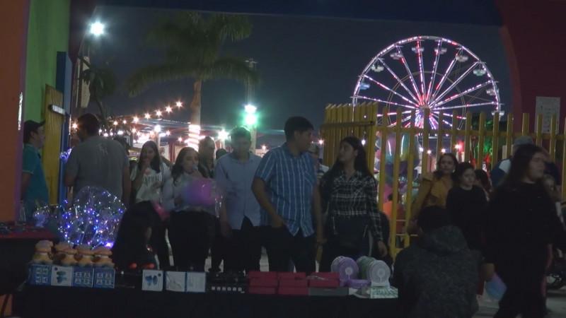 Saldo blanco en operativo de la Feria Ganadera