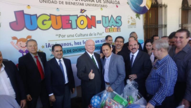 Arranca Juguetón UAS 2019