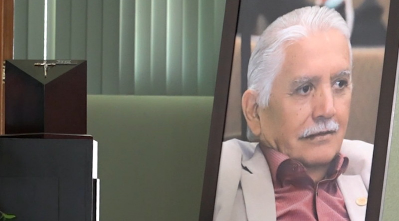 Ofrecen misa en honor a Ex Diputado Federal Maximiliano Ruiz