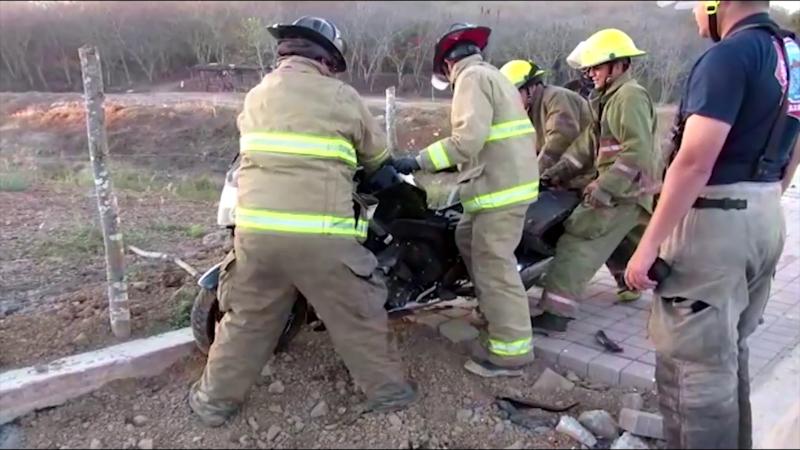 Aumentan accidentes de motociclistas