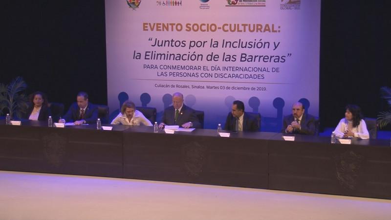 Juntos por la inclusión y eliminación de las barreras