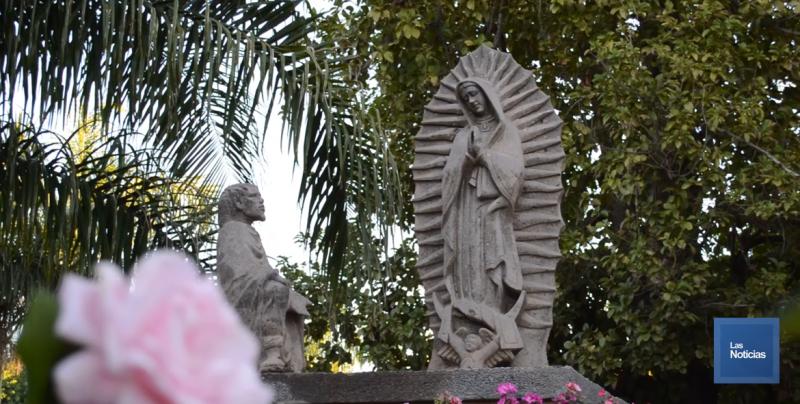 Inician peregrinaciones a la Virgen de Guadalupe en Cócorit Sonora