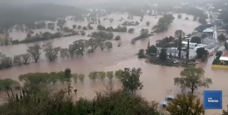 La Secretaría de Agricultura de Sonora, evalúa los daños por las lluvias