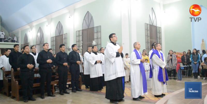 El Seminario Diocesano de Ciudad Obregón visitó la Parroquia De Cócorit