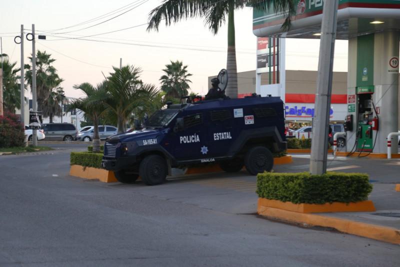 """Descartan la Secretaría de Seguridad Pública, """"balaceras"""" en Culiacán y sus sindicaturas"""