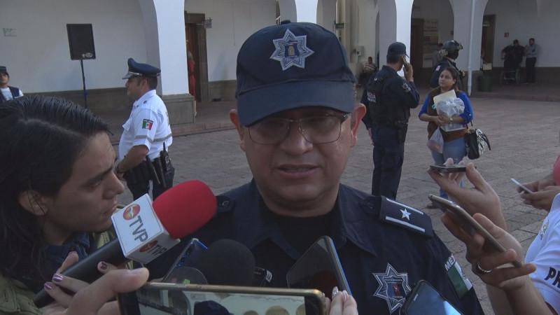 Continuarán recorridos de prevención en Culiacán: SSPyTM
