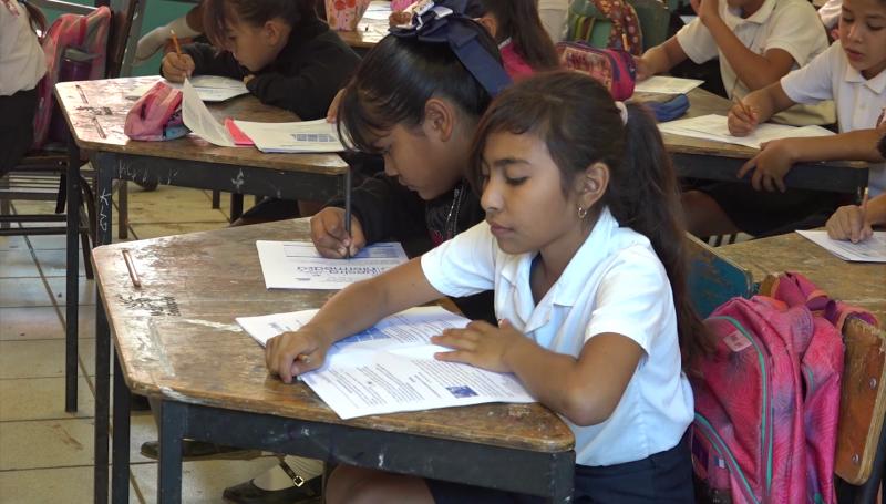 Escuelas de tiempo completas están aseguradas hasta mes de Junio