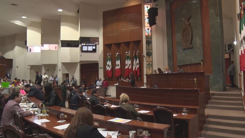 Congreso advierte modificaciones al presupuesto enviado por el ejecutivo