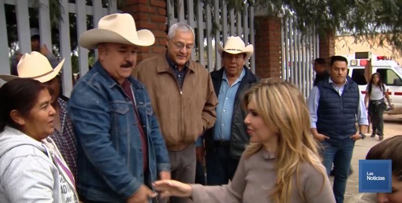 La gobernadora Claudia Pavlovich anunció que se emitió declaratoria de emergencia en 55 municipios de Sonora