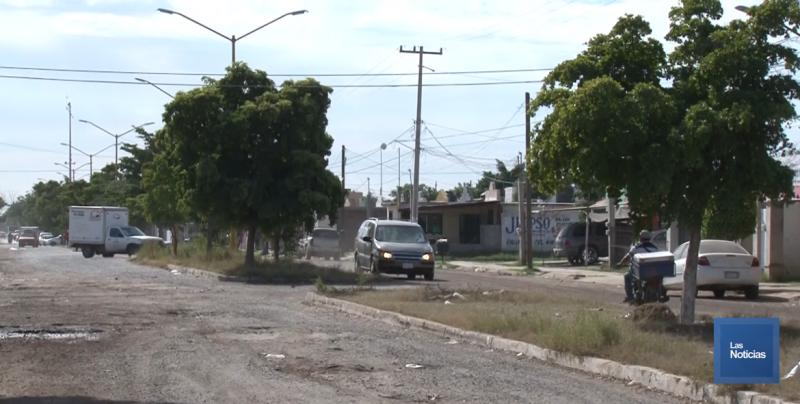 Intransitables las calles Bartolomé Delgado y No Reelección: Habitantes del lugar