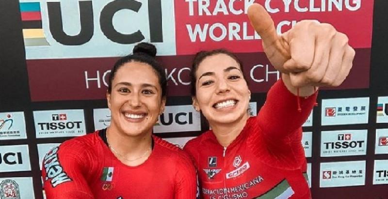 Abre Luz Daniela Gaxiola participación en la Copa del Mundo de Ciclismo