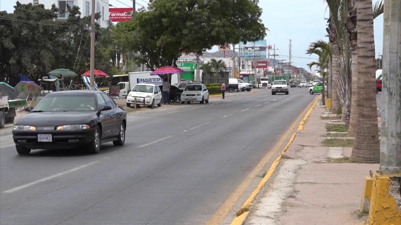 Con incertidumbre comerciantes por remodelación de Avenida Rafael Buelna