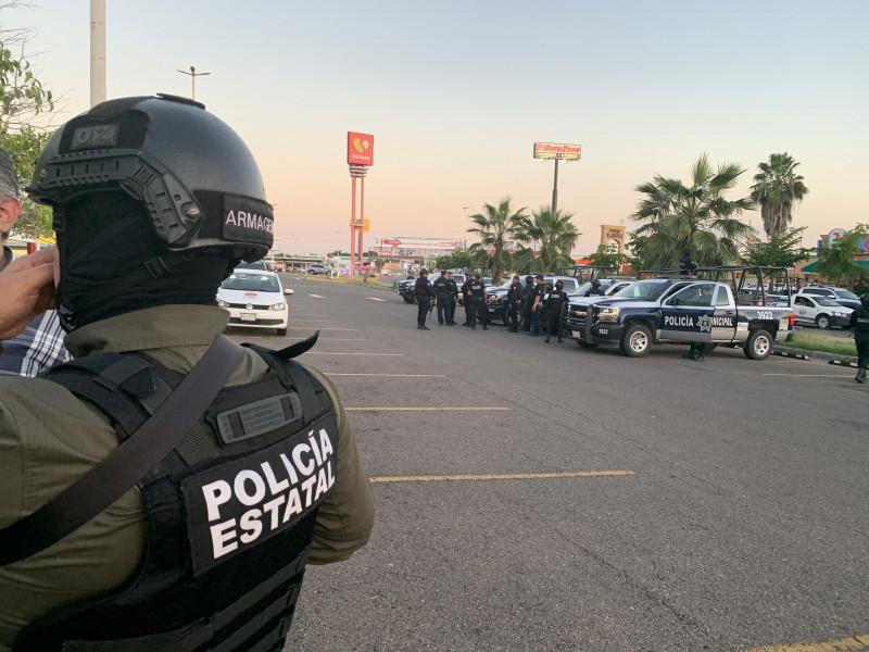 Se garantiza presupuesto a seguridad: Castañeda