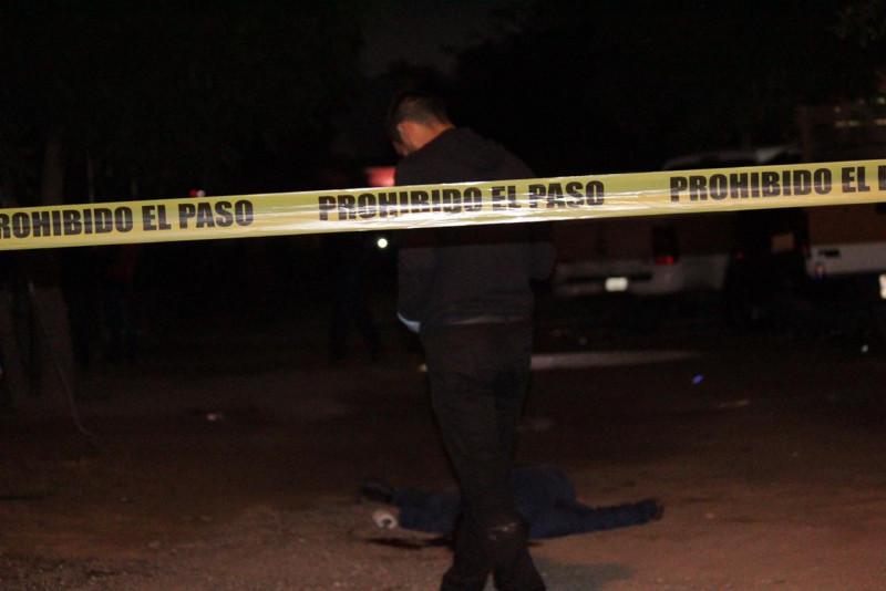En medio de un convivio asesinan a dos jóvenes en Culiacán
