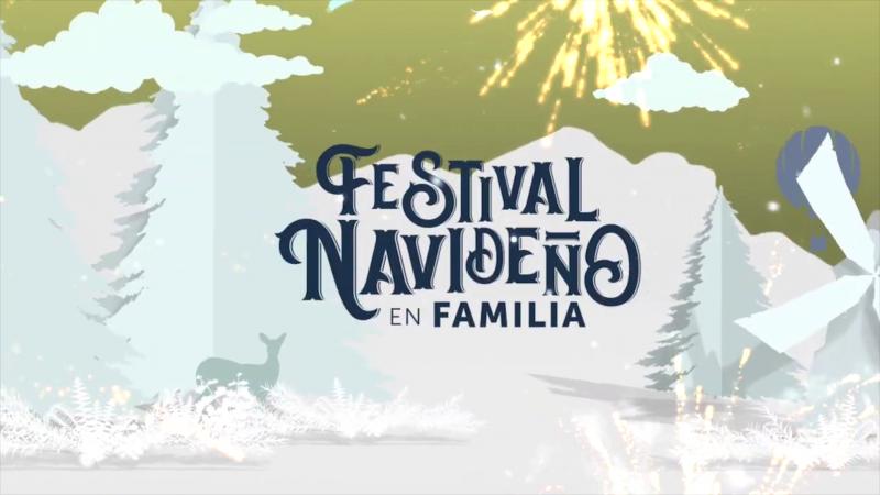 Anuncia Durango el Festival Navideño en familia
