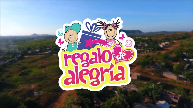 """Súmate a la campaña """"Regalo de Alegría"""" de TVP"""