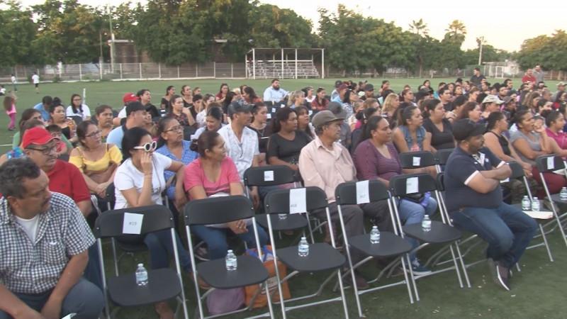 La Comisión de Vivienda de Sinaloa busca informar a precaristas sobre requisitos para acceder a un predio