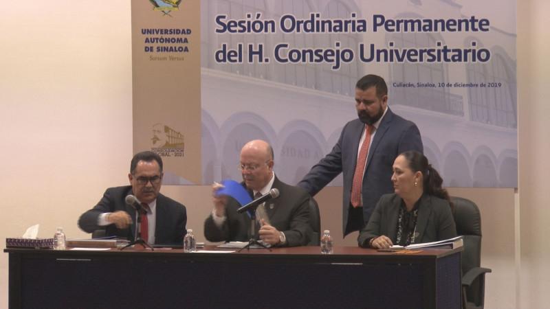 Confía Rector y sindicato de la UAS que no estalle la huelga en la Universidad