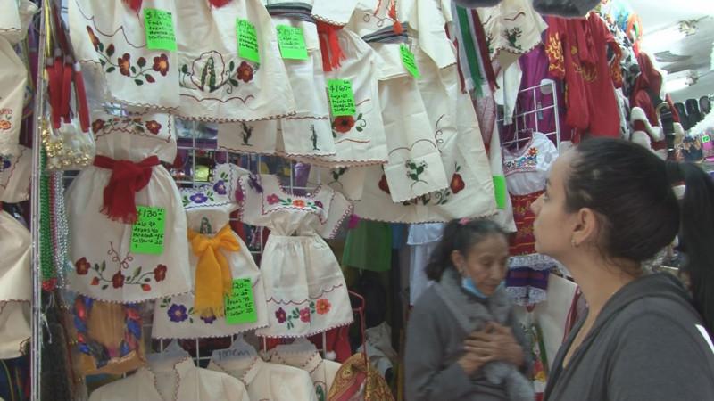 Bajan las ventas para los comerciantes del centro de  Culiacán