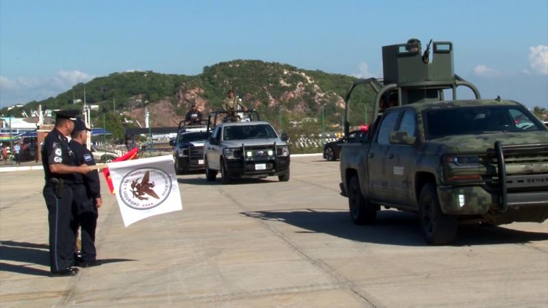 Arranca Operativo de Seguridad Guadalupe-Reyes