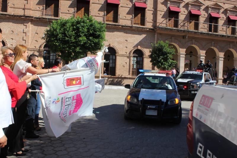 Inicia operativo de seguridad Guadalupe- Reyes en el Fuerte