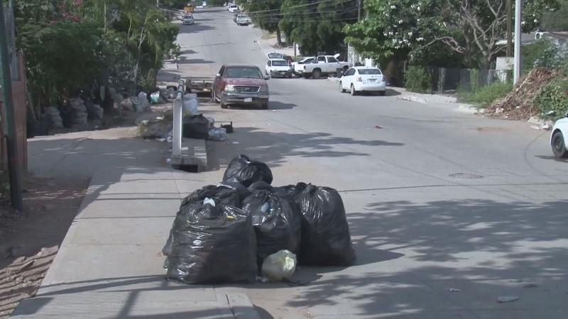 A partir de enero darán a conocer un nuevo calendario para la recolección de basura
