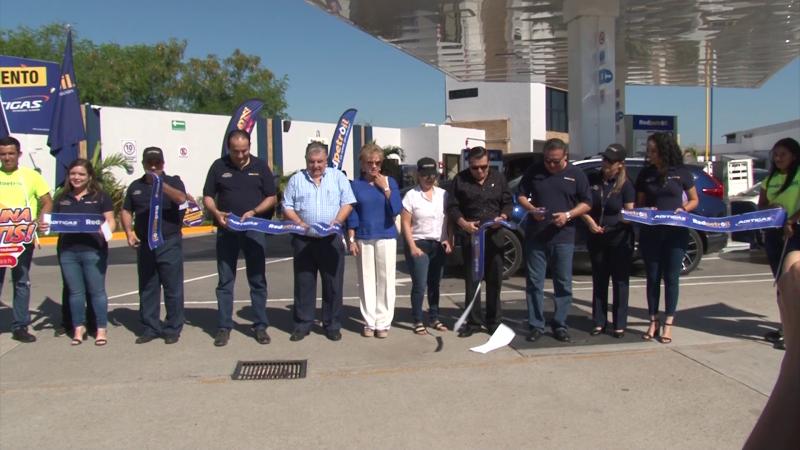 Se inauguró la quinta estación Red Petroil en Mazatlán