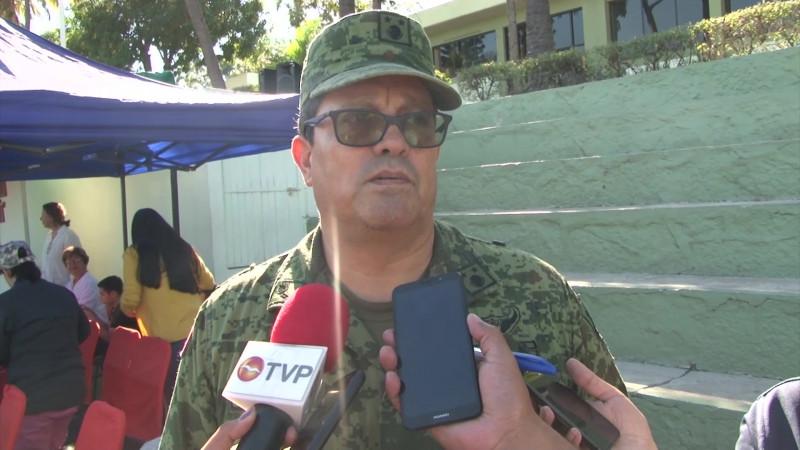 Respalda la SEDENA operativo Guadalupe-Reyes