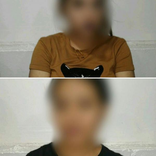 Detienen a dos mujeres por supuesto delito de robo