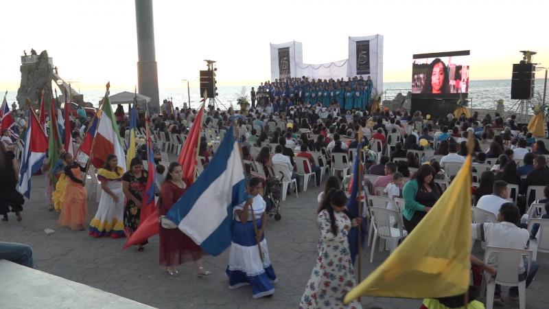 """""""La luz del mundo"""" en Mazatlán ofrece concierto musical"""