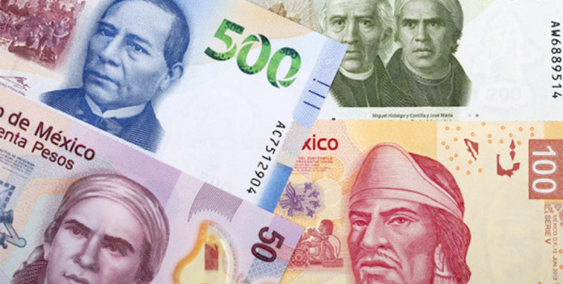 Salario mínimo en México aumentará un 20% en 2020