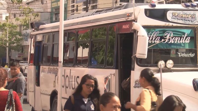 Denuncias de asalto en transporte público deben ser formales ante el ministerio público
