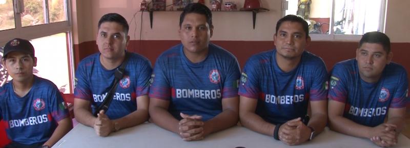 Cuerpo de Bomberos Mazatlán orgulloso de sus rescates y maniobras