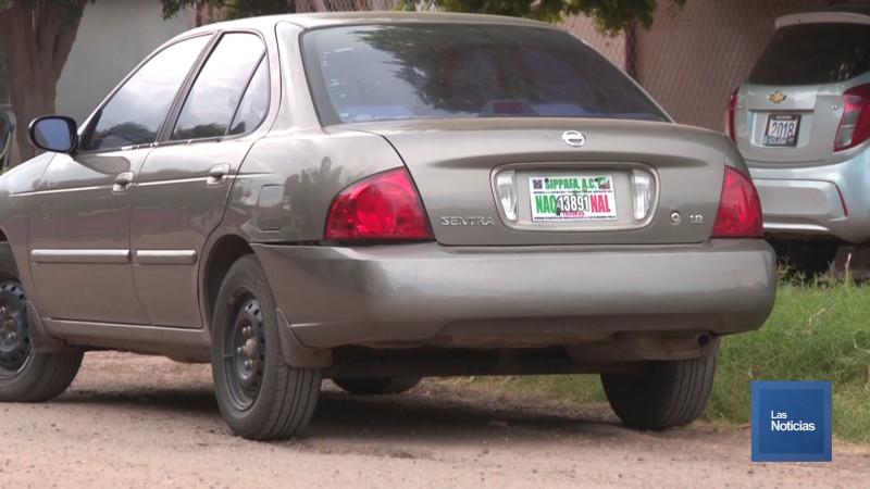 Hay más de 700 mil autos ilegales en Sonora, confirma Claudia Pavlovich