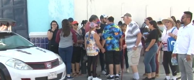 Más de 14 mil cruceristas visitan Mazatlán en un día