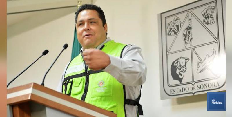 Renuncia Coordinador de Protección Civil en Sonora