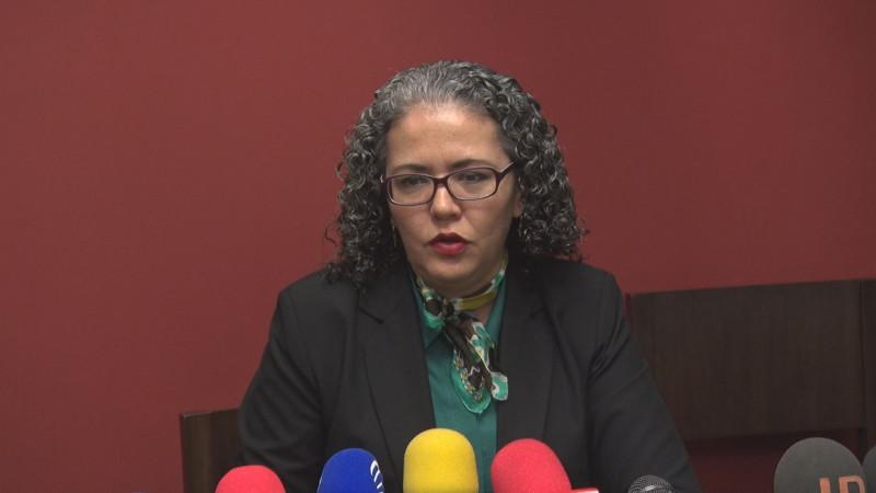 Coincido con el gobernador, alerta de violencia de género no funciona en Sinaloa: Graciela D.
