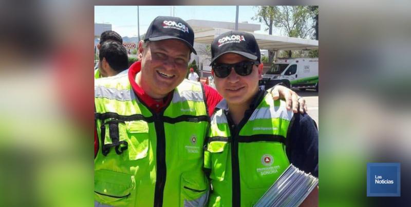 Nombran a Ricardo Vázquez Aguayo como encargado de Despacho de Protección Civil
