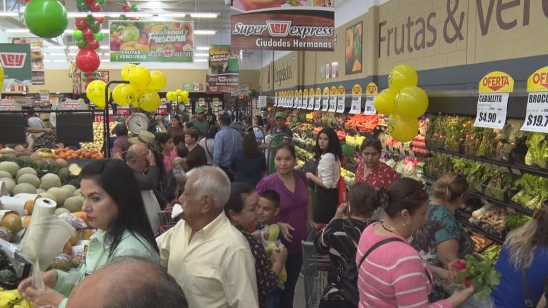Inaugura Casa Ley nueva sucursal Ciudades Hermanas